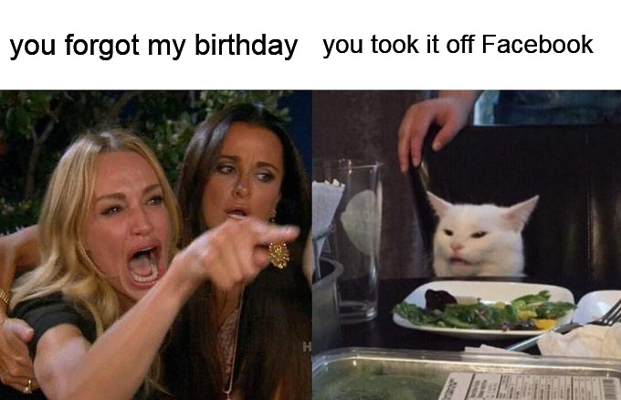 This image has an empty alt attribute; its file name is no-social-media-bday.jpg